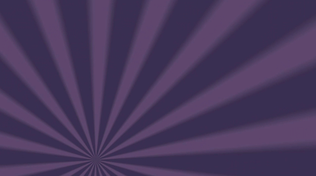Rotating Purple Sunburst Free Worship Loop