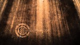 Grungy Light Rays Motion Background For Worship